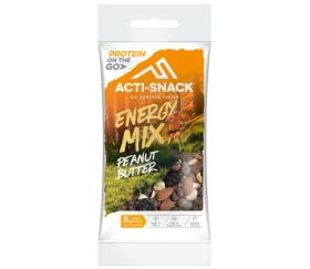 Acti-Snack Energy Mix - Peanut Butter (12 x 40g)