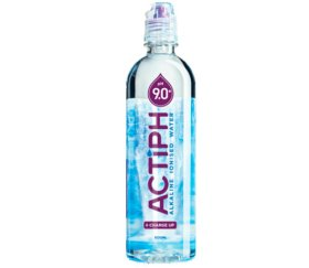 ACTIPH Alkaline Ionised Water (12x600ml)