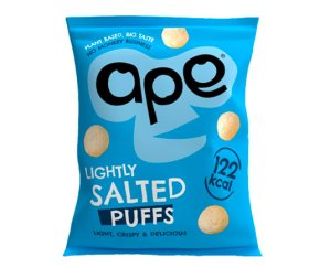 Ape - Lightly Salted Coconut Puffs (24 x 25g)
