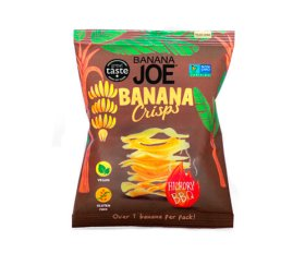 Banana Joe - Hickory BBQ Crisps (12 x 23g)