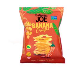 Banana Joe - Thai Sweet Chilli Crisps (12 x 23g)
