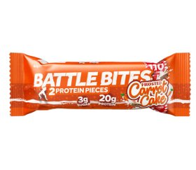 Battle Bites Frosted Carrot Cake Protein Bar (12 x 62g)