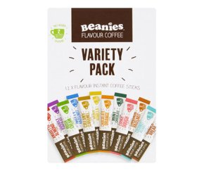 Beanies Single Serve Coffee Sachet 6 x (12x7g)