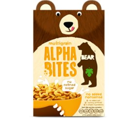 Bear Alpha Bites - Multigrain Cereal (4 X 350g)