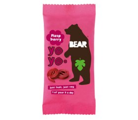 Bear - Raspberry Fruit Yo Yos (18 x 20g)