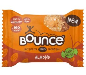 Bounce Plant Protein Almond Ball (12 x 35g)