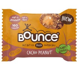 Bounce Plant Protein Peanut Cacao Ball (12 x 35g)