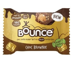 Bounce Indulgent Choc Brownie Ball (12 x 40g)