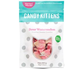 Candy Kittens Treat Bags Sour Watermelon (7 x 145g)