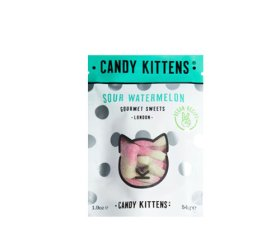 Candy Kittens Pop Bags Sour Watermelon (12 x 54g)