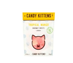 Candy Kittens Pop Bags Tropical Mango (12 x 54g)