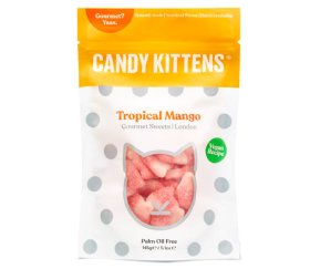 Candy Kittens Treat Bags Tropical Mango (7 x 145g)