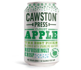 Cawston Press Sparkling Cloudy Apple (24 x 330ml)