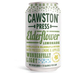 Cawston Press Sparkling Elderflower (24 x 330ml)