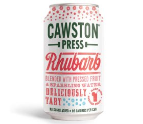 Cawston Press Sparkling Rhubarb (24 x 330ml)