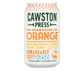 Cawston Press Sparkling Orange (24 x 330ml)