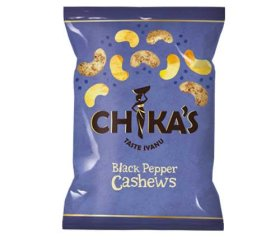 Chika's Sea Salt & Black Pepper (12x41g)