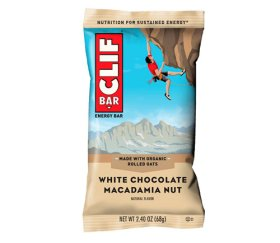 Clif Bar White Chocolate Macadamia Protein Bar 12 x 68g