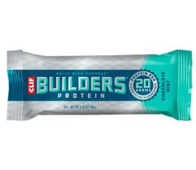 Clif Builders Bar - Chocolate Mint - 12 x 68g