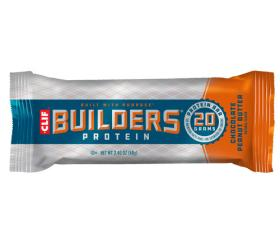 Clif Builders Bar - Chocolate Peanut Butter - 12 x 68g