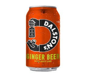 Dalston's - Real Ginger Beer (24 x 330ml)