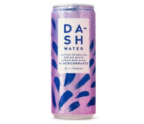 Dash Water - Blackcurrant (12 x 330ml)
