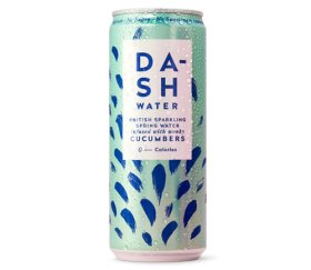 Dash Water - Cucumber (12 x 330ml)