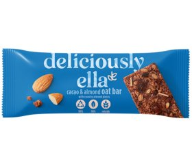 Deliciously Ella - Cacao & Almond Oat Bar (16 x 50g)