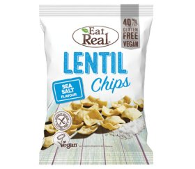 Eat Real Lentil Sea Salt (24 x 25g)