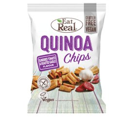 Eat Real Quinoa Sundried Tomato & Garlic (24 x 25g)