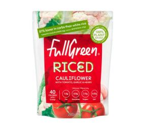 Fullgreen Riced - Cauliflower (6 x 200g)