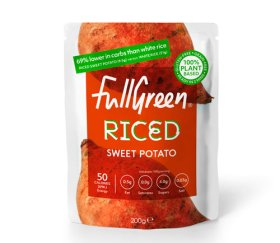 Fullgreen Riced - Sweet Potato (6 x 200g)