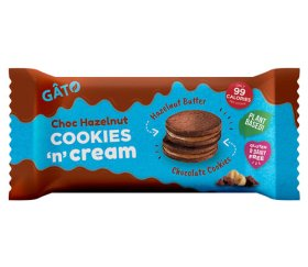 Gato Cookies 'n' Cream - Hazelnut Butter (16x42g)