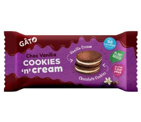 Gato Cookies 'n' Cream - Choc Vanilla Cream (16x42g)
