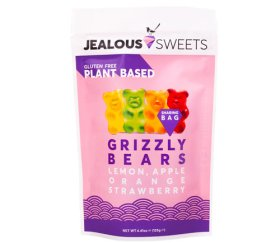 Jealous Sweets - Grizzly Bears Sharing Bag (7 x 125g)