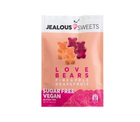 Jealous Sweets - Sugar Free Love Bears (10 x 40g)