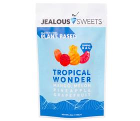 Jealous Sweets - Tropical Wonder Sharing Bag (7 x 125g)
