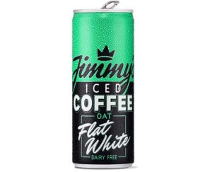 Jimmy's Iced Coffee Oat Flat White (12x250ml)