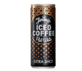 Jimmy's Iced Coffee Flat White 12 x 250ml
