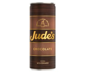 Jude's Chocolate Milkshake 12 x 250ml