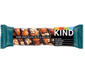 Kind Whole Nut Bars - Dark Chocolate, Nuts & Sea Salt (12 x 40g)