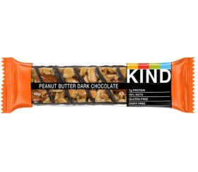Kind Whole Nut Bars - Peanut Butter & Dark Chocolate (12 x 40g)
