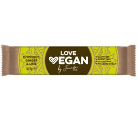 Love Vegan Coconut, Ginger and Lime 24 x 32.5g