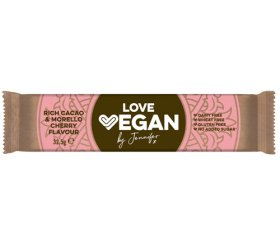Love Vegan Rich Cacao and Morello Cherry 24 x 32.5g