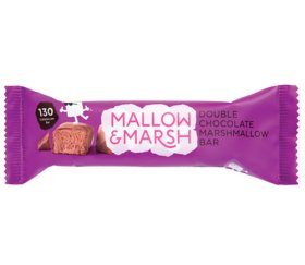 Mallow & Marsh - Double Chocolate Marshmallow Bar (12 x 30g)