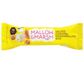 Mallow & Marsh - Salted Caramel Marshmallow Bar (12 x 30g)