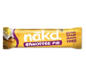 Nakd Banoffee Pie Bar (18 x 35g Bars)