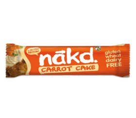 Nakd Carrot Cake Bar (18 x 35g Bars)