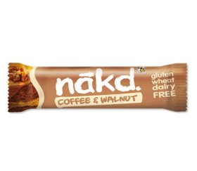 Nakd Coffee & Walnut Bar (18 x 35g Bars)