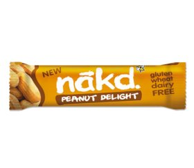 Nakd Peanut Delight Bar (18 x 35g Bars)